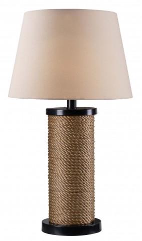 Landfall Solar Outdoor Table Lamp