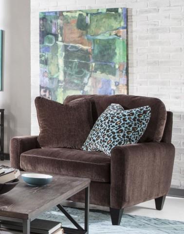 Mulholland Chocolate Chair
