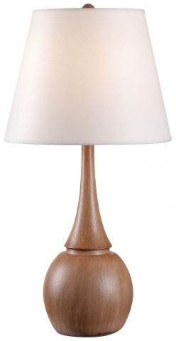 Littlewing Beech Wood Table Lamp