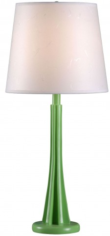 Swizzle Lime Table Lamp