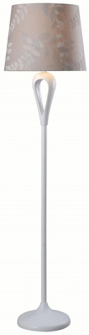 Parfume White Floor Lamp
