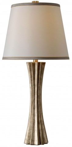 Cinch Champagne Silver And Gold Table Lamp