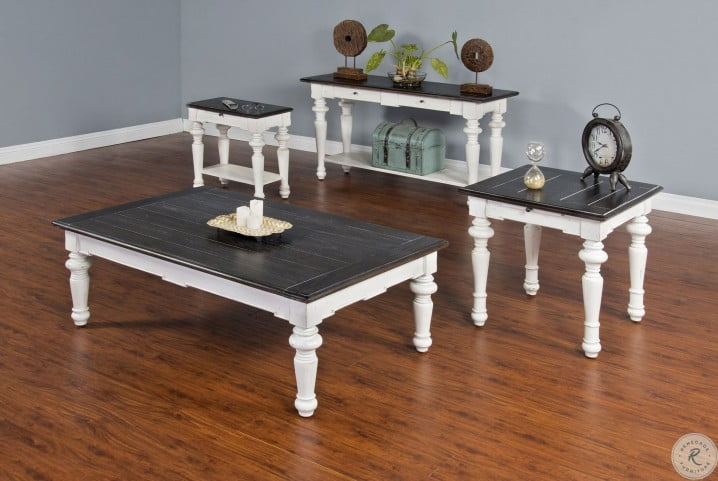 European Cottage Coffee Table From Sunny Designs Coleman Furniture