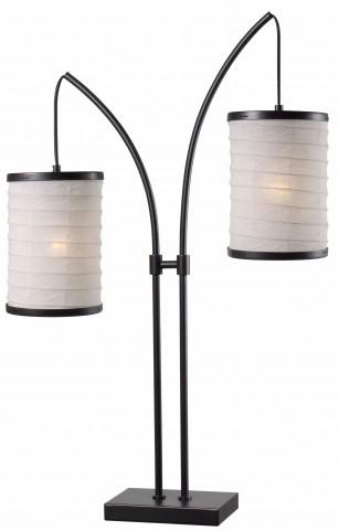 Lanterna Oil Rubbed Bronze Table Lamp