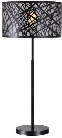 Bramble Black Table Lamp