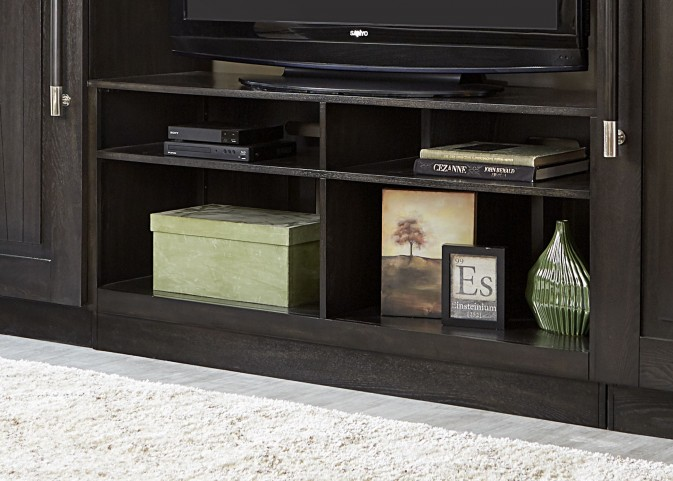 Abbey Charcoal Entertainment TV Stand