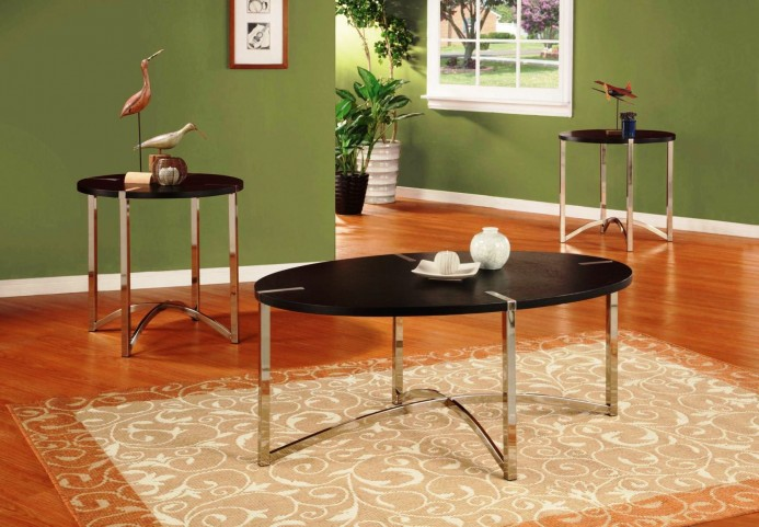 Star 3 Piece Occasional Table Set
