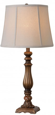 Turner Gold Table Lamp