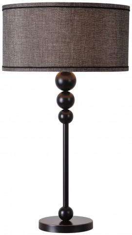 Margot Oil Rubbed Bronze Steel Table Lamp