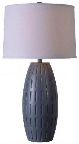 Kinsley Blue Table Lamp
