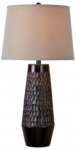 Vienna Copper Bronze Table Lamp