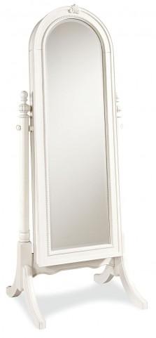 Bellamy Smartstuff Daisy White Cheval Storage Mirror