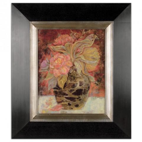 Floral Bunda Framed Art