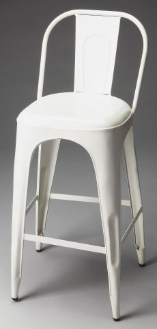 Alliance Industrial Chic Artifacts Bar Stool