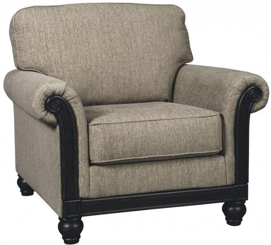 Blackwood Taupe Chair