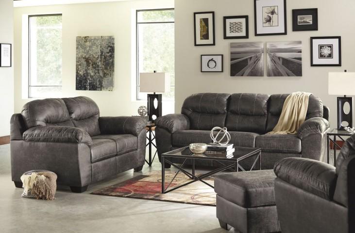 Havilyn Charcoal Living Room Set