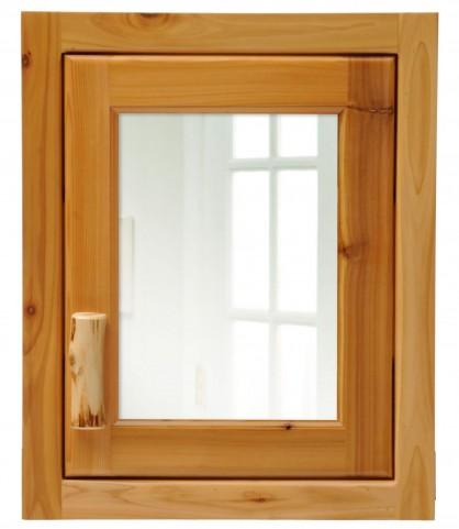 Cedar Hinged Right Medium Medicine Cabinet