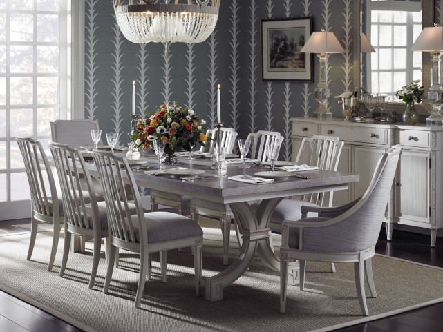 Preserve St. Helena Trestle Dining Room Set