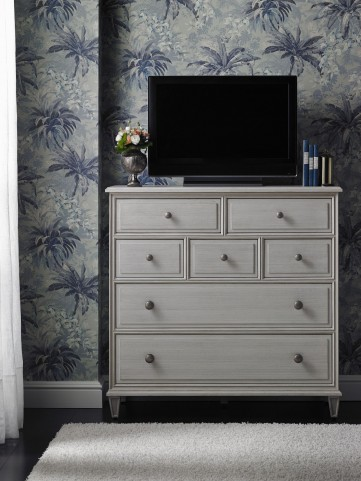 Preserve Orchid Beaufort Media Chest