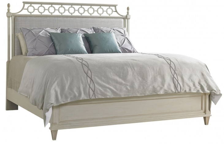 Preserve Orchid Botany Queen Panel Bed