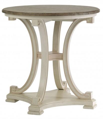 Preserve Orchid Myrtle Lamp Table