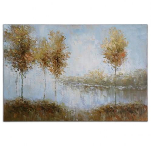 View of the Lake Art