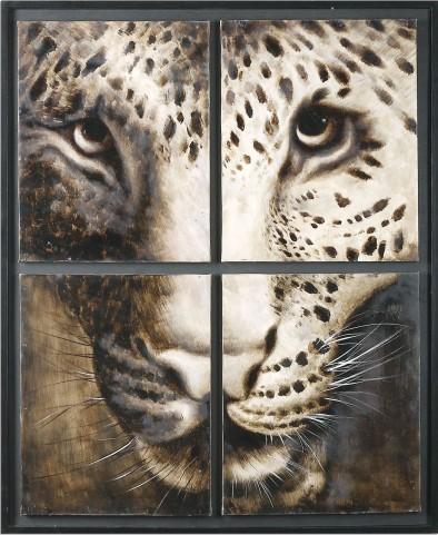 On The Prowl Animal Art