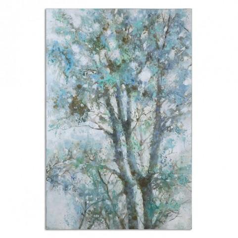 Shade Canopy Canvas Art
