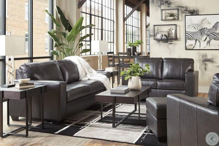 Morelos Gray Living Room Set