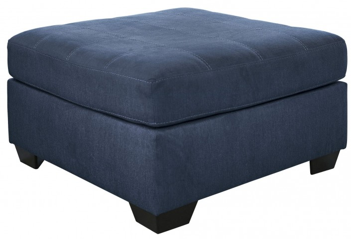 Pitkin Pacific Oversized Accent Ottoman