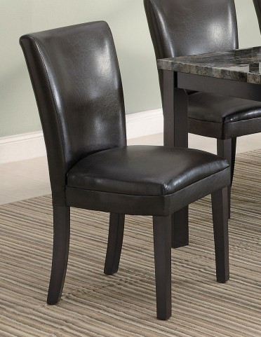 Carter Parson Brown Side Chair Set of 2