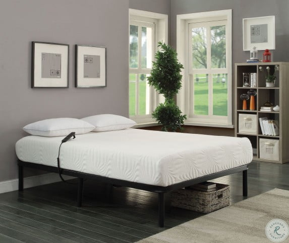 Stanhope Black King Adjustable Bed Base