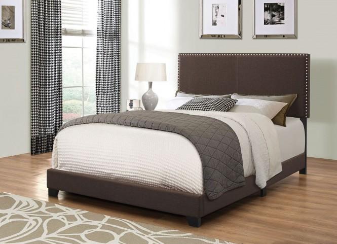Boyd Brown Queen Platform Bed