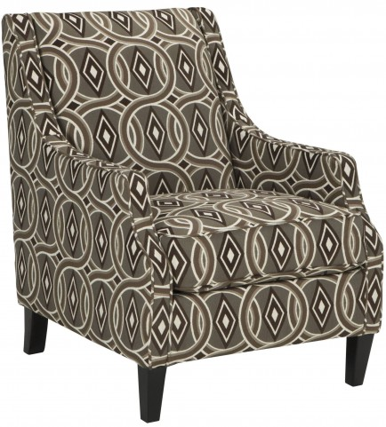 Bernat Linen Accent Chair