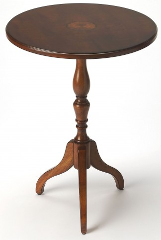 Archambault Antique Cherry Pedestal Table