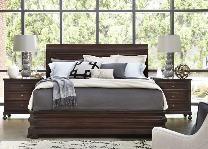 Proximity Sumatra Sleigh Bedroom Set