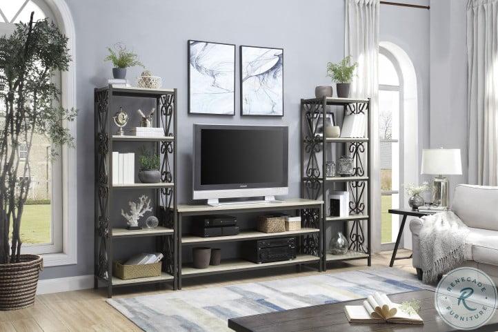 "Fairhope Brown 62"" TV Stand"