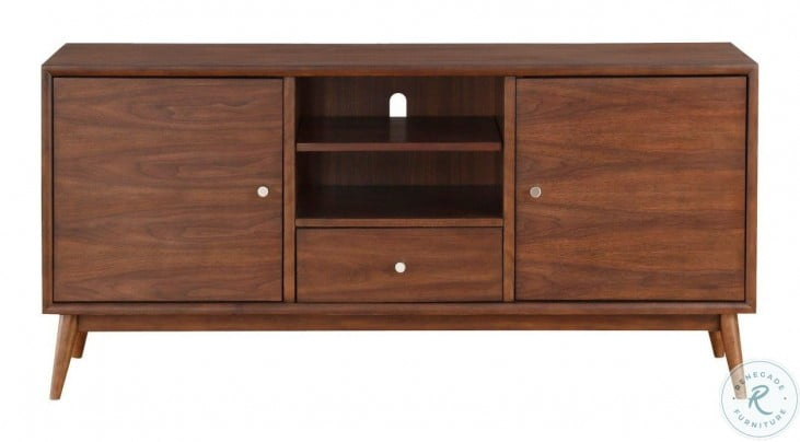 Frolic Brown TV Stand
