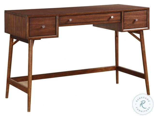Frolic Brown Counter Height Writing Desk