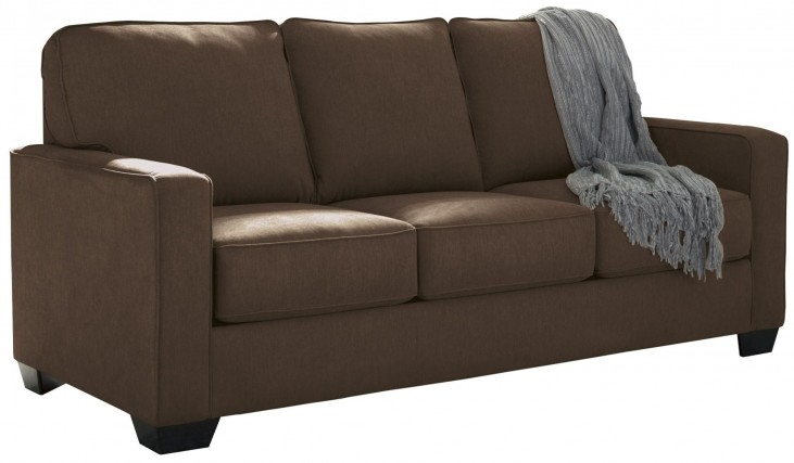 Zeb Espresso Full Sofa Sleeper 3590336 Ashley