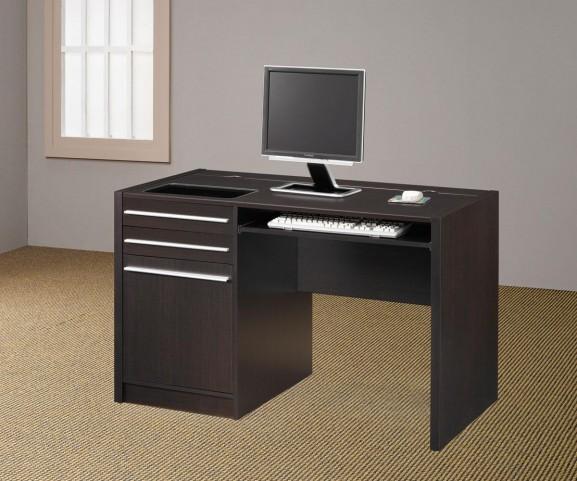 Cappuccino Connect-It Desk