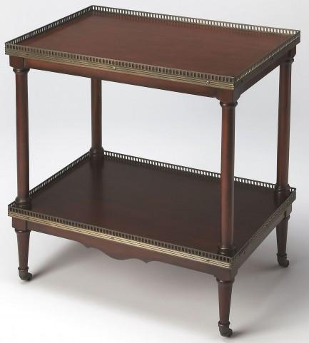 Beacon Plantation Cherry Side Table