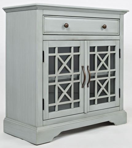 "Craftsman Early Grey 32"" Accent Cabinet"