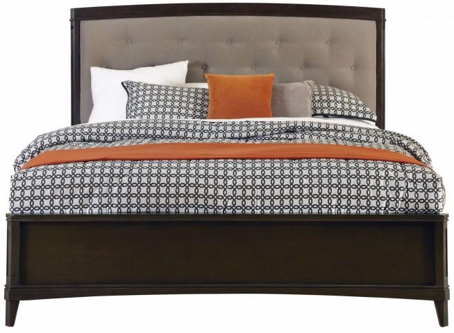 Juliette Mink Queen Upholstered Panel Bed