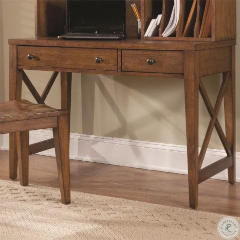Liberty Furniture INDUSTRIES 382-HO146 Hearthstone Cabinet 16 x 21 x 23 Rustic Oak
