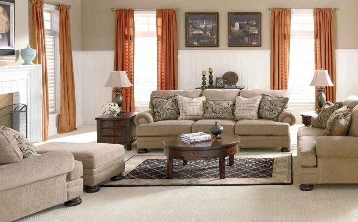 Keereel Sand Living Room Set