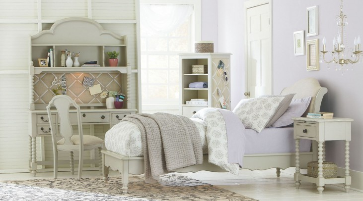 Inspirations Youth Avalon Platform Bedroom Set