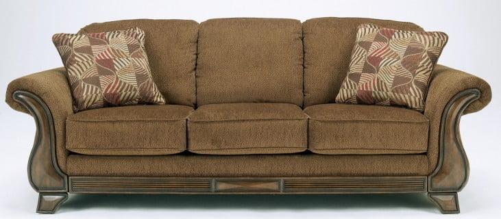 Excellent Montgomery Mocha Queen Sofa Sleeper Download Free Architecture Designs Intelgarnamadebymaigaardcom