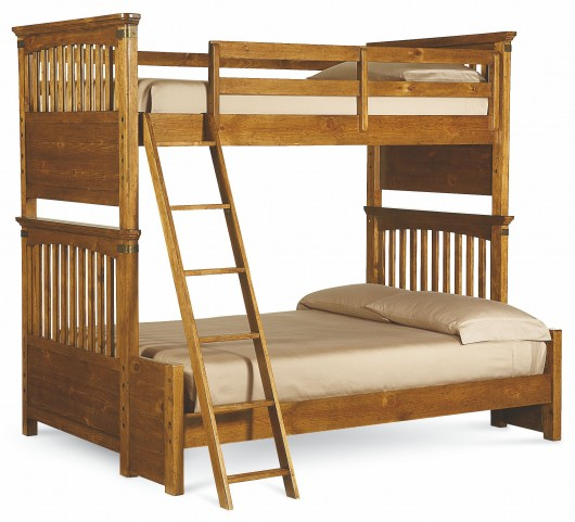 Bryce Canyon Twin over Full Bunk Bed