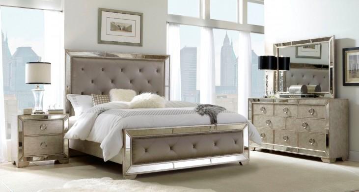 Farrah Platform Bedroom Set